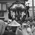 Photos: 雨に負けない祭り魂