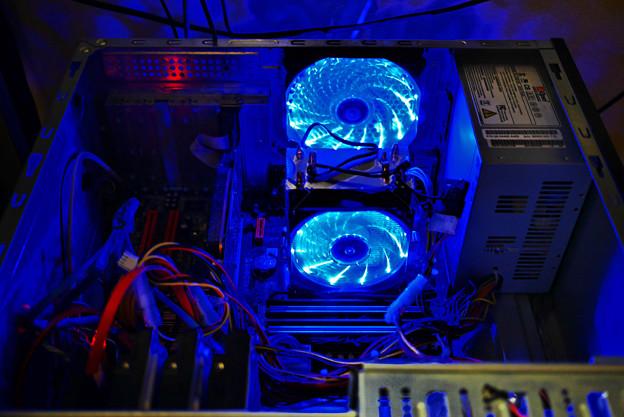 Photos: computer