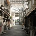 Photos: 西成の路地