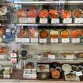 函館市場の食堂メニュー