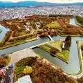 Photos: 紅葉の五稜郭