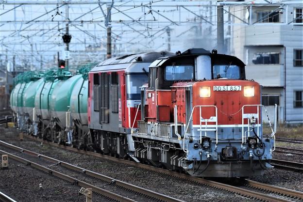 DD51,DF200重連タキ