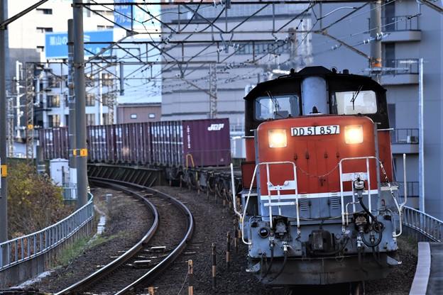 DD51貨物列車終焉