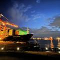 Photos: 夕暮れの東京港