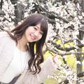 Photos: 中島から菜の花畑へ
