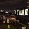写真: 豊洲駅