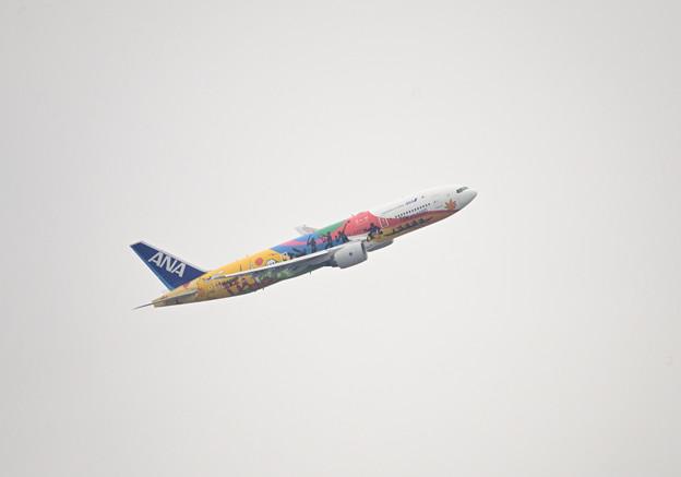 Photos: 羽田空港から