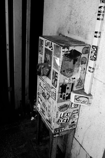 消火栓ボックス