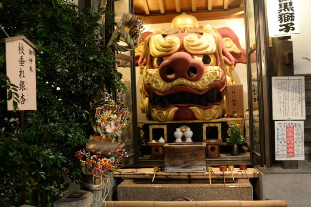 一の酉 波除神社