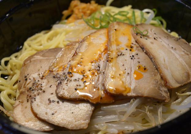 冷やしチャシュー麺