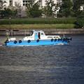 Photos: 運河を航