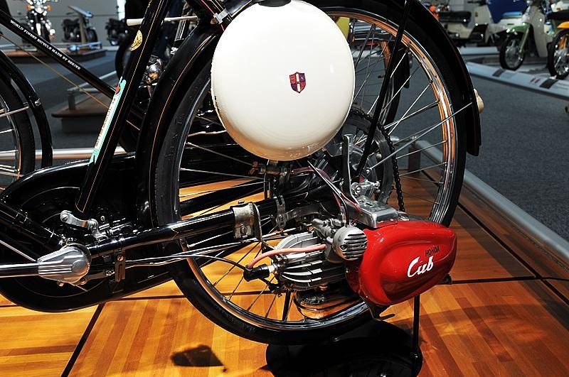 1952 / ホンダ カブ F型