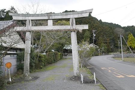 花倉八幡神社(藤枝市)-1