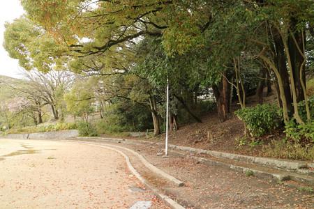 山科本願寺跡