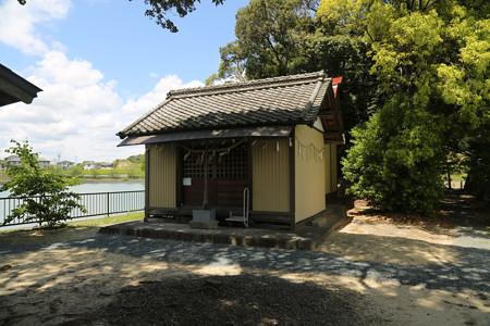 池辺神社八幡社(上屋敷八幡宮)