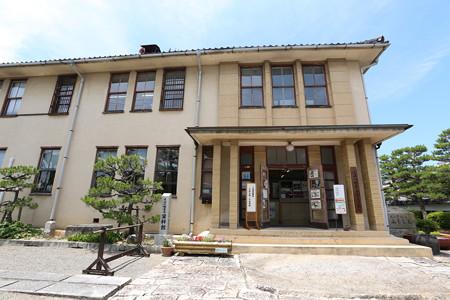 近江八幡市立資料館(郷土資料館・歴史民俗資料館)