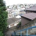 坂が多い横浜