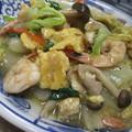 Photos: 卵入り八宝菜