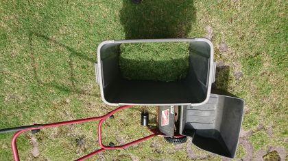 芝刈り180618