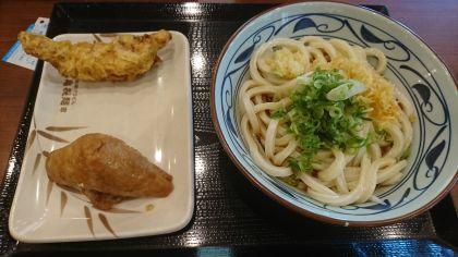 丸亀製麺180812