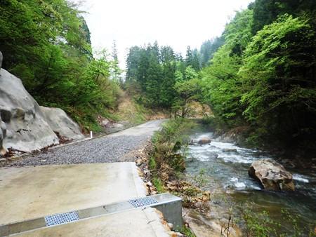 9ー新緑の渓流へ