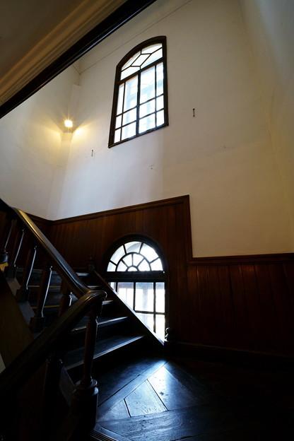 旧石井県令邸 階段1