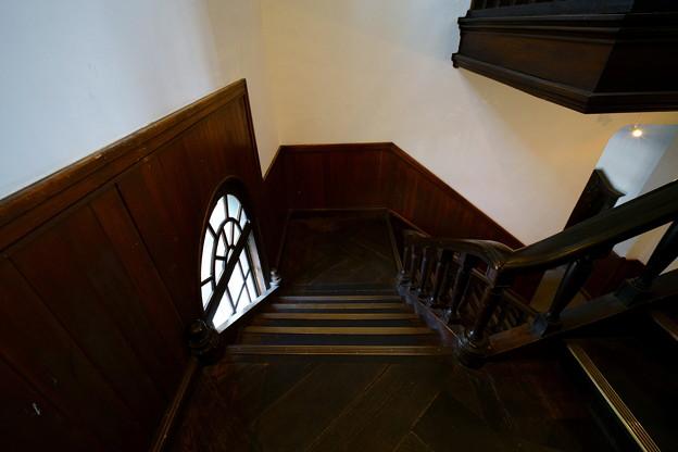旧石井県令邸 階段2