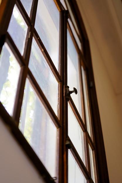旧石井県令邸 窓