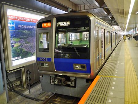 西武新宿線6000系・未更新車