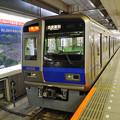 写真: 西武新宿線6000系・未更新車