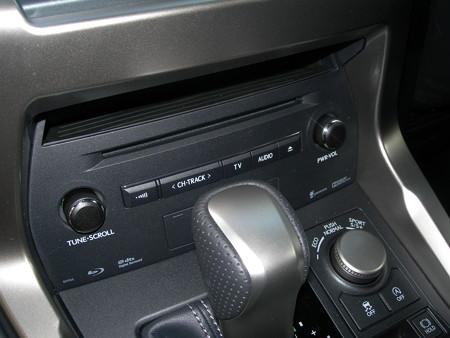 レクサス純正 オーディオノブ 10系NX 流用取付