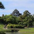 新緑の御城