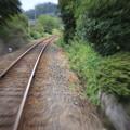 写真: 線路