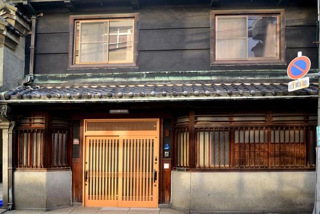 大阪市内の古い町並み-1