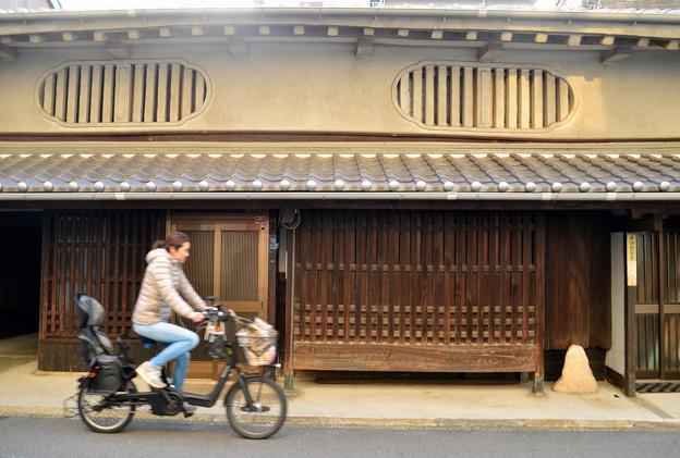 大阪市内の古い町並み-4