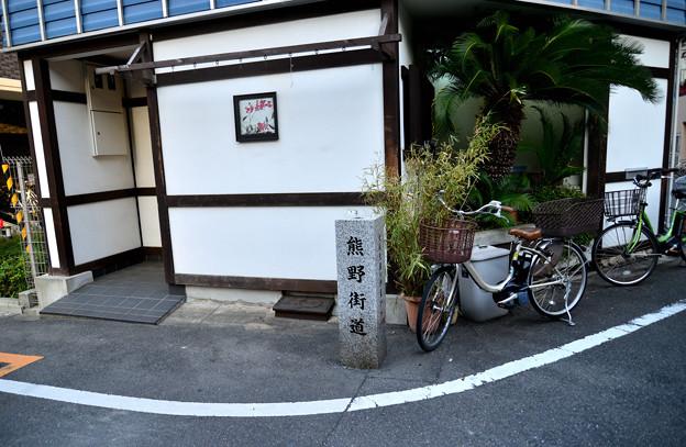 大阪市内の古い町並み-6
