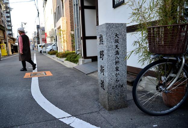 大阪市内の古い町並み-7