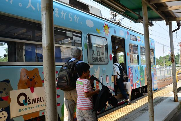Romen Densha Hankai Tramway-4 浜寺公園駅