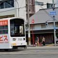 Romen Densha Hankai Tramway-5 堺市内