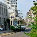 Romen Densha Hankai Tramway-14 住吉