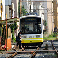 Photos: Romen Densha Hankai Tramway-21 松虫