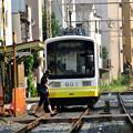 Romen Densha Hankai Tramway-21 松虫
