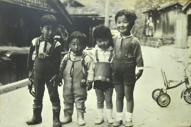 五百瀬(Imoze)の子供たち