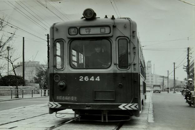 大阪市電 阿部野橋-守口線(上町線)