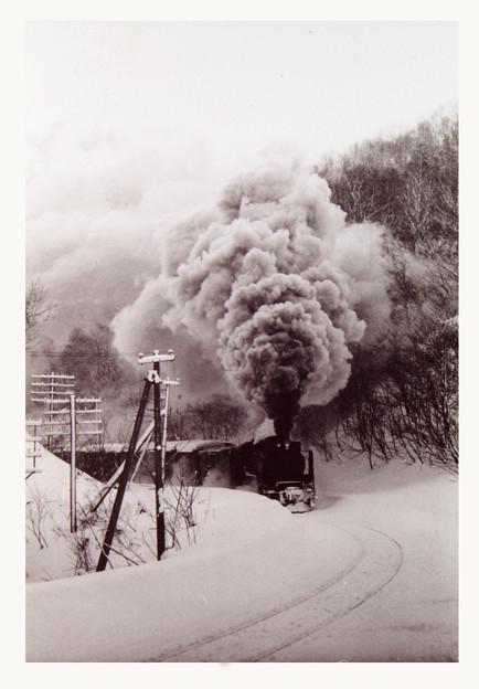 Photos: SL 函館本線 1973-#2