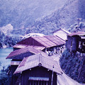 Photos: 古い十津川村風景 1969年