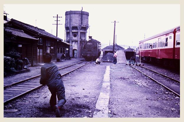 Photos: 鉄道員の休憩時間