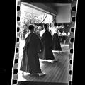 弓道場 ヨレヨレネガの復活 #1 処理前