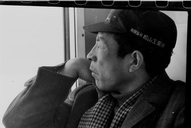 青函連絡船の乗客-4