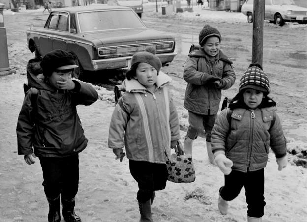 函館の子供たち 1969-#2